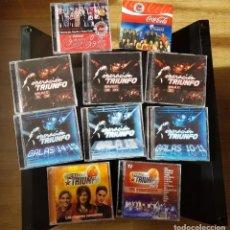 CDs de Música: LOTE CDS OPERACIÓN TRIUNFO. Lote 143647862
