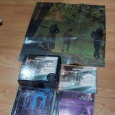 CDs de Música: BLACK SABBATH - UNDER WHEELS OF CONFUSION 1970-1987. 4CDS BOX+LIBRO+POSTER. Lote 143665178