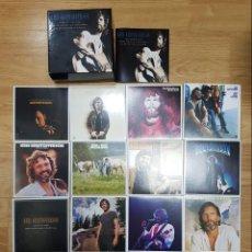 CDs de Música: KRIS KRISTOFFERSON - THE COMPLETE MONUMENT & COLUMBIA ALBUM COLLECTION 16 CD. Lote 143666034
