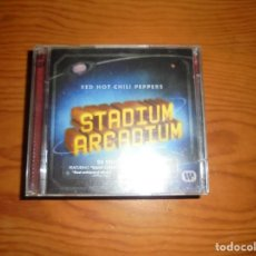 CDs de Música: RED HOT CHILI PEPPERS. STADIUM ARCADIUM. 2 CD´S. PROMOCIONAL. WARNER BROS, 2006. Lote 143677906