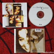 CDs de Música: BEST OF RANDY CRAWFORD 1996 CD ORIGINAL ALEMANIA. Lote 143691494