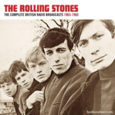 CDs de Música: THE ROLLING STONES - COMPLETE BRITISH RADIO BROADCASTS 1963-1965 - 2 CD. Lote 143705906