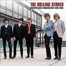 CDs de Música: THE ROLLING STONES - BRITISH RADIO BROADCASTS 1963-1965 (CD). Lote 143706362