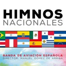 CDs de Música: HIMNOS NACIONALES. Lote 143710030