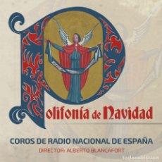 CDs de Música: POLIFONÍA DE NAVIDAD. Lote 143710690