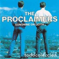 CDs de Música: THE PROCLAIMERS - SUNSHINE ON LEITH. Lote 143683538