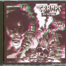 CDs de Música: THE CRAMPS – ...OFF THE BONE - CD EU 1998 (RE) - ZONOPHONE 7243 4 93837 2 2. Lote 143730042