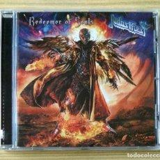 CDs de Música: JUDAS PRIEST - REDEEMER OF SOULS CD NUEVO Y PRECINTADO - HEAVY METAL. Lote 143732038