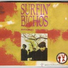 CDs de Música: SURFIN BICHOS * CD * FOTOGRAFO DEL CIELO * 5 BONUS TRACKS * FUNDA CARTÓN * PRECINTADO. Lote 143741774