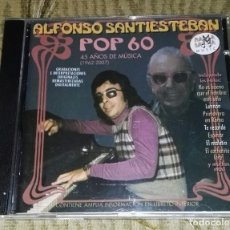 CDs de Música: ALFONSO SANTIESTEBAN POP 60 1962-2007 RAMALAMA. Lote 143759962