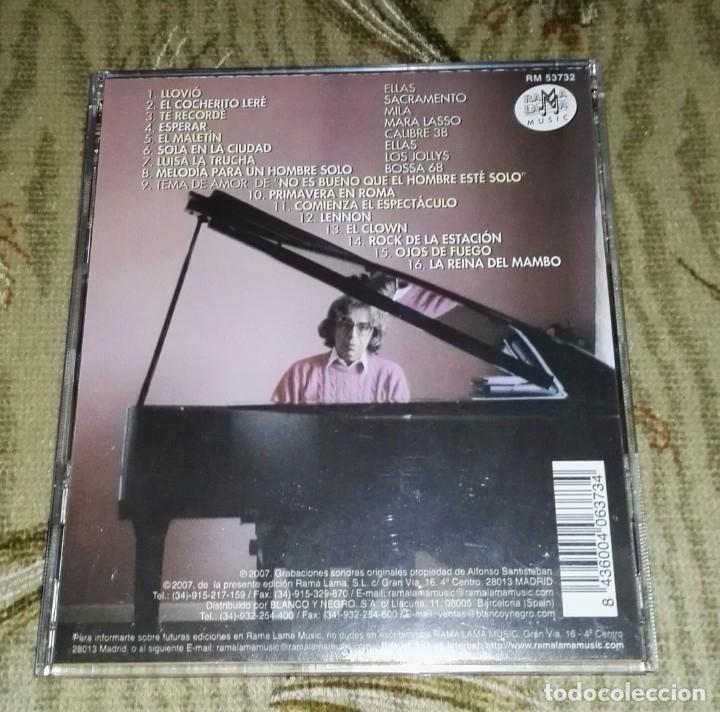 CDs de Música: alfonso santiesteban pop 60 1962-2007 ramalama - Foto 2 - 143759962