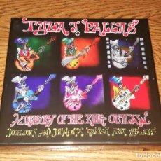CDs de Música: TYLA 5 CD/DVD BOXSET,DOUBLOONS & DIAMONDS 1995-20015-THE DOGS DAMOUR-QUIREBOYS-IRON MAIDEN (NUEVO). Lote 143770978