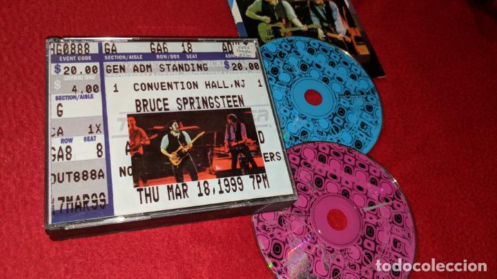 BRUCE SPRINGSTEEN AND THE E STREET BAND BIG BIG NIGHT IN ASBURY PARK 2CD 1999 EU BOOTLEG LIVE (Música - CD's Rock)