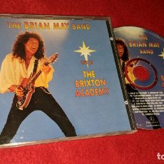 CDs de Música: THE BRIAN MAY BAND LIVE AT THE BRIXTON ACADEMY CD 1994 HOLLAND QUEEN. Lote 143773482