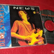 CDs de Música: DIRE STRAITS NEWS CD 1993 ON STAGE ITALY BOOTLEG . Lote 143808826