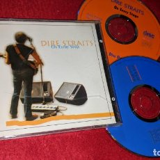 CDs de Música: DIRE STRAITS ON EVERY STAGE 2CD 1992 GERMANY BOOTLEG. Lote 143809010