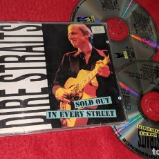 CDs de Música: DIRE STRAITS SOLD OUT IN EVERY STREET 2CD 1992 ITALY BOOTLEG. Lote 143809142