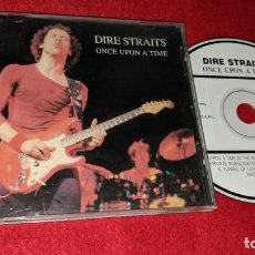 CDs de Música: DIRE STRAITS ONCE UPON A TIME CD 1990 A TRADE MARK LUXEMBURGO BOOTLEG. Lote 143809314