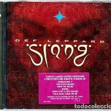 CDs de Música: DEF LEPPARD - SLANG - 2XCD LIMITED EDITION. Lote 143812614