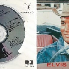 CDs de Música: ELVIS PRESLEY CD CARD,UK 1994 RARE, UNUSED COLLECTORS!! ROCK'N'ROLL -THE BEATLES * RAREZA*. Lote 143812934