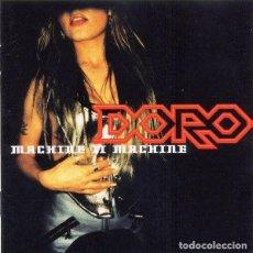 CDs de Música: DORO - MACHINE II MACHINE - CD . Lote 143813258