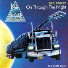 CDs de Música: DEF LEPPARD - ON THROUGH THE NIGHT - CD . Lote 143813406