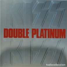 CDs de Música: KISS - DOUBLE PLATINUM - CD . Lote 143814010