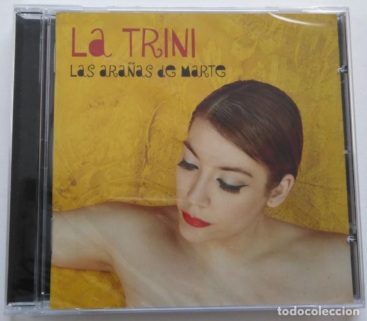 LA TRINI: ARAÑAS DE MARTE. (Música - CD's Flamenco, Canción española y Cuplé)