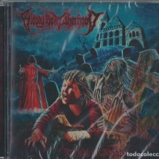 CDs de Música: BLODDY BROTHERHOOD CD RITUAL..SPANISH DEATH METAL-NOPRESION-KTULU-PLEUROSIS-ADN-MURO. Lote 143819722