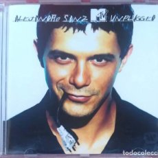 CDs de Música: ALEJANDRO SANZ - UNPLUGGED - 1CD. Lote 143821686