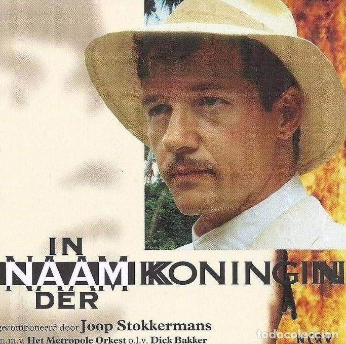 IN THE NAME OF THE QUEEN / JOOP STOKKERMANS CD BSO - NETHERLANDS (Música - CD's Bandas Sonoras)