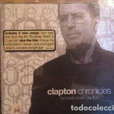 CDs de Música: ERIC CLAPTON - CHRONICLES- THE BEST OF ERIC CLAPTON - 1CD. Lote 143824554