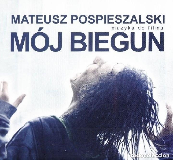 MÓJ BIEGUN (MY OWN POLE) / MATEUSZ POSPIESZALSKI CD BSO (Música - CD's Bandas Sonoras)