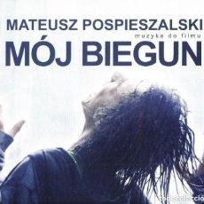 CDs de Música: MÓJ BIEGUN (MY OWN POLE) / MATEUSZ POSPIESZALSKI CD BSO. Lote 143843306