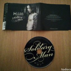 CDs de Música: HIM CD SINGLE PROMO SOLIDARY MAN. Lote 143857333