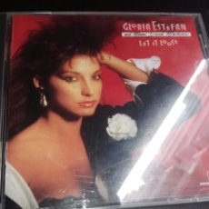 CDs de Música: GLORIA ESTEFAN / CD / LET IT LOOSE. Lote 143860529