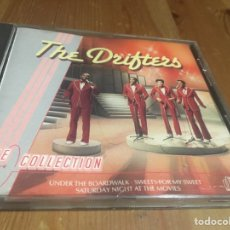 CDs de Música: THE DRIFTERS - THE COLLECTION - CD. Lote 143874841