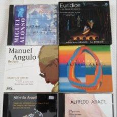 CDs de Música: LOTE DE 269 CDS DE MÚSICA CLÁSICA.. Lote 143875202