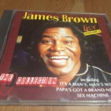 CDs de Música: JAMES BROWN - LIVE VOLUMEN 2 - CD. Lote 143876161