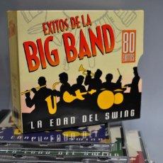 CDs de Música: BIG BAND -ESTUCHE 5 CD. Lote 143900954