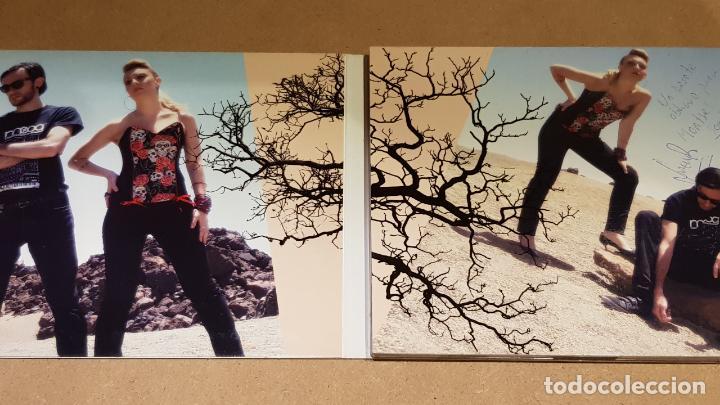 CDs de Música: OBLIQUE / WITHOUT MAKING NOISE / DIGIPACK-CD / GREENLAND / 12 TEMAS / LUJO. - Foto 2 - 143910366