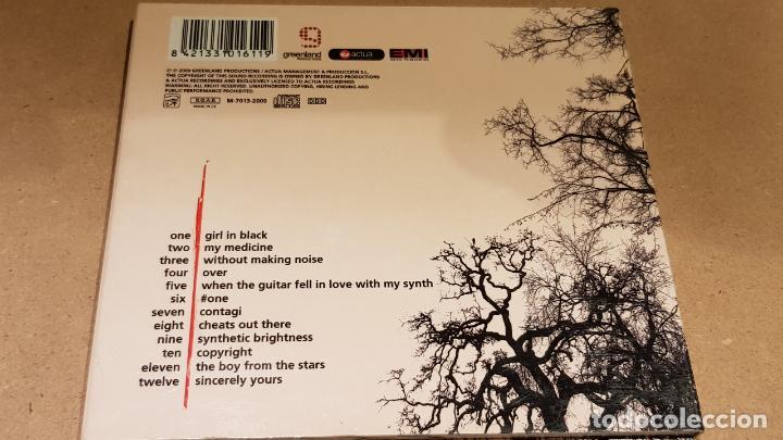 CDs de Música: OBLIQUE / WITHOUT MAKING NOISE / DIGIPACK-CD / GREENLAND / 12 TEMAS / LUJO. - Foto 4 - 143910366