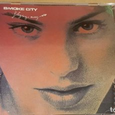 CDs de Música: SMOKE CITY / FLYING AWAY / CD - ZOMBA RECORDS / 10 TEMAS / MUY BUENA CALIDAD.. Lote 143912238