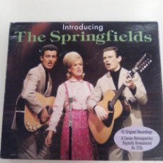 CDs de Música: THE SPRINGFIELDS INTRODUCING 2CD ( 2013 ONE DAY MUSIC ) DUSTY SPRINGFIELD. Lote 143936278