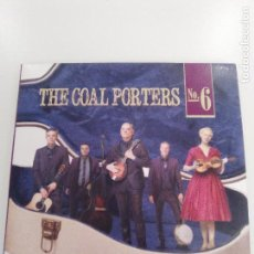 CDs de Música: THE COAL PORTERS Nº 6 ( 2016 PRIMA RECORDS ) SID GRIFFIN EX LONG RYDERS. Lote 143936610