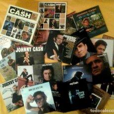 CDs de Música: CAJA JOHNNY CASH. 20 ORIGINAL ALBUMS.. Lote 142230142