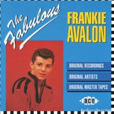 CDs de Música: FRANKIE AVALON - THE FABULOUS FRANKIE AVALON. Lote 143952456