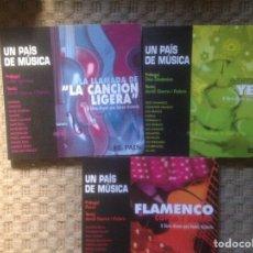 CDs de Música: 3 CDS MÚSICA VARIADA. Lote 143960833