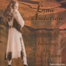CDs de Música: LYNN ANDERSON - ANTHOLOGY: THE CHART YEARS. Lote 143968902