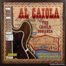 CDs de Música: AL CAIOLA - THE CAIOLA BONANZA. Lote 143970522